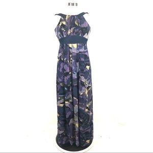 NWOT BCBG Paris silk maxi dress 2